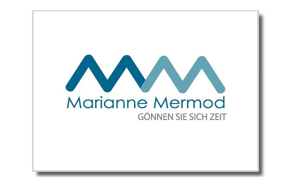 Logo Marianne Mermod